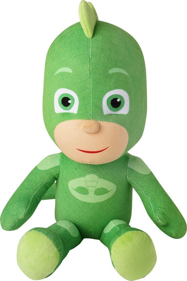 Герои в масках Мягкая игрушка Гекко 45 см - Мягкие игрушки