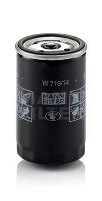 Фильтр масляный Mann-Filter W71914W71914