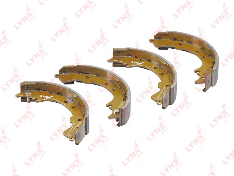 Колодки тормозные задние Lynx BS7508BS7508