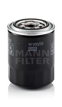 Фильтр масляный Mann-Filter W93026W93026