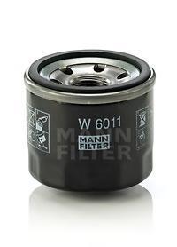 Масляный фильтр Mann-Filter W6011W6011