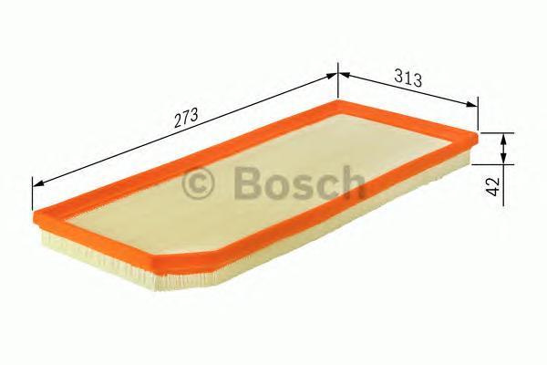 Фильтр воздушный Bosch 14574331011457433101