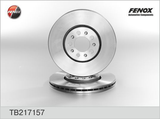 Диск тормозной Fenox TB217157 комплект 2 штTB217157