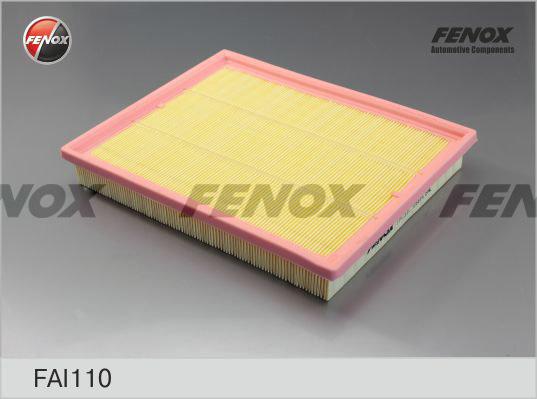 Воздушный фильтр Fenox FAI110FAI110