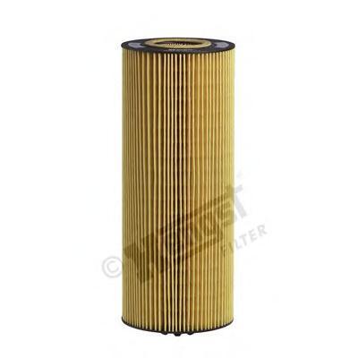 Фильтр масляный Hengst E500HD129 пульт сигнал эфир hd 500
