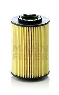 Масляный фильтроэлемент без металлических частей Mann-Filter HU8225XHU8225X