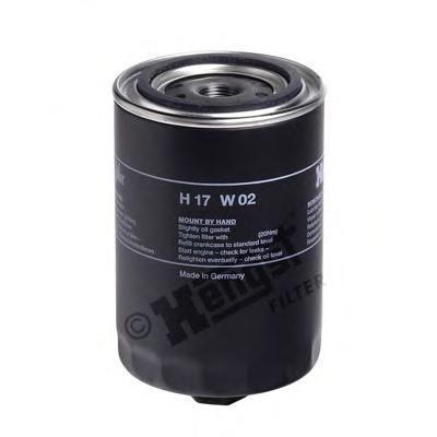 Фильтр масляный Hengst H17W02H17W02