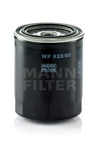 Комбинированный масляный фильтр Mann-Filter WP92880WP92880