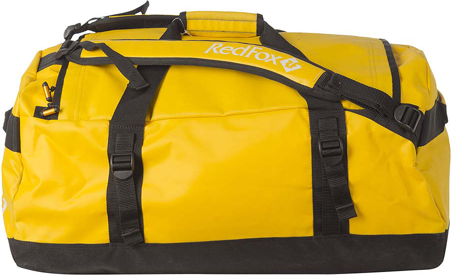 Баул Red Fox Expedition Duffel Bag, цвет: янтарь, 70 л