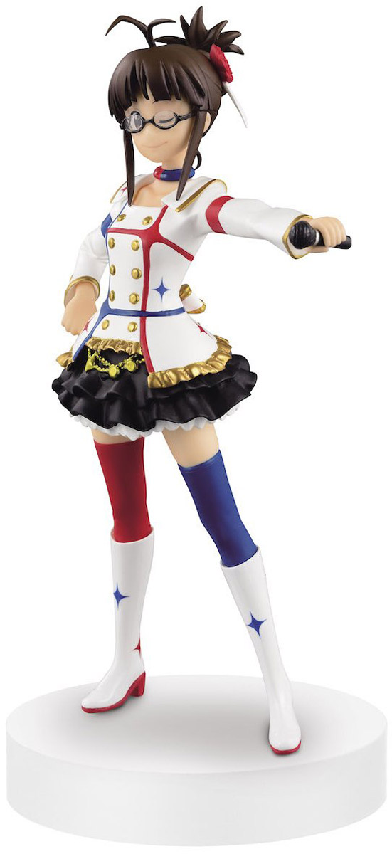 Bandai Фигурка The Idolmaster Movie Star Piece Memories Ritsuko Akizuki
