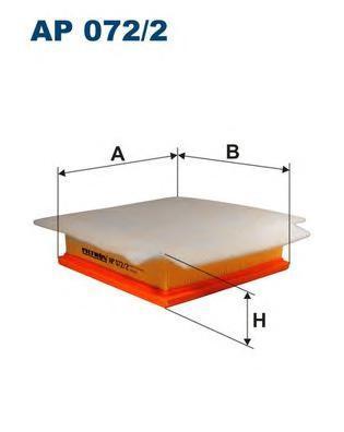 Фильтр воздушный Filtron AP0722AP0722
