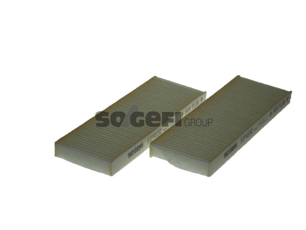 Фильтр салона Fram,CF117452CF117452