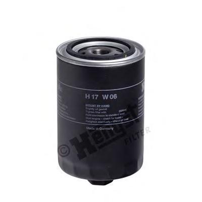 Фильтр масляный Hengst H17W06H17W06