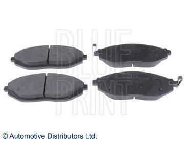 Колодки тормозные BLUE PRINT ADG042141ADG042141