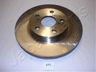 Диск тормозной Japanparts DI277 комплект 2 штDI277