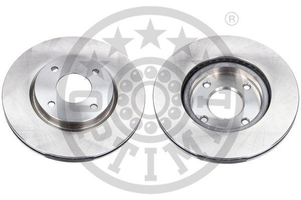 Диск тормозной передний вентилируемый Optimal BS8950 комплект 2 штBS8950