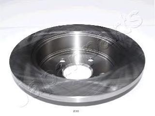 Диск тормозной Japanparts DP230 комплект 2 штDP230
