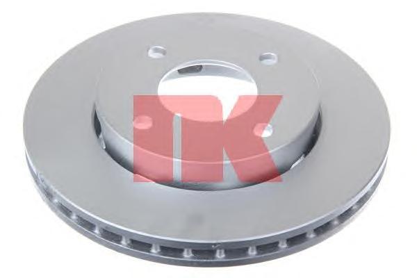 Диск тормозной NK 203035 комплект 2 шт203035