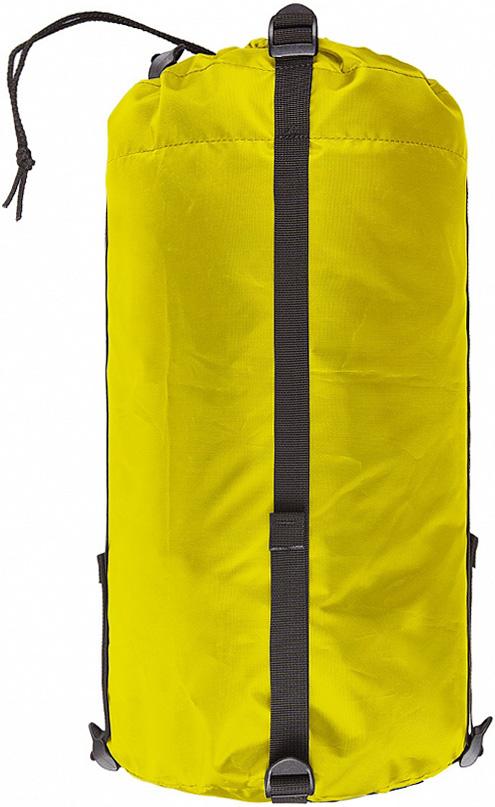 Мешок компрессионный Red Fox, цвет: желтый, 30 л10070-099Компрессионный мешок большой - мешок предназначен для более компактной упаковки вещей (спальник, пуховая куртка и пр.) в путешествии. назначение: туризм, экспедиции материал: Nylon 420 объем, л: 30 вес, г: 206 размеры в упаковке, см: 26х20х1,5