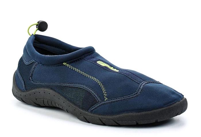 Обувь для кораллов мужская Beppi, цвет: темно-синий. 2156420. Размер 412156420Мужская обувь для кораллов от Beppi предназначена для пляжного отдыха, плавания в открытой воде, а также для любых видов водного спорта. Модель выполнена из синтетического материала, объем регулируется кулиской со стоппером. Резиновая подошва обеспечивает сцепление с любой поверхностью, защищает ступни ног при хождении по каменистому дну, а также от горячего песка при хождении по пляжу. Такая обувь не только защитит ваши ноги, но обеспечит комфорт.
