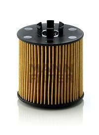Масляный фильтроэлемент без металлических частей Mann-Filter HU7126XHU7126X