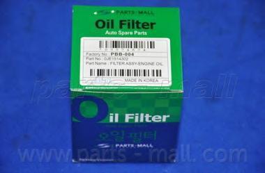 все цены на Фильтр масляный PMC PBB004 онлайн