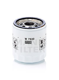 Фильтр масляный Mann-Filter. W7030W7030