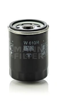 Масляный фильтрMann-Filter W6104W6104