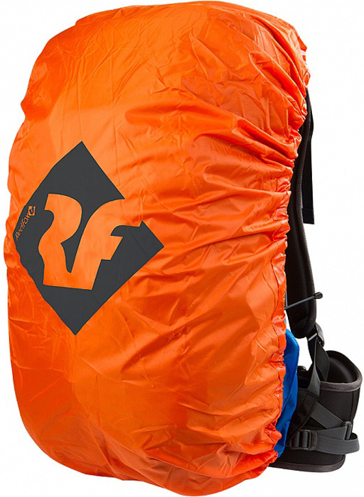 Накидка на рюкзак Red Fox Rain Cover, цвет: оранжевый, 30 л81-531-2300Накидка предназначена для защиты рюкзака от дождя и грязи.- назначение: туризм, экспедиции- материал: Polyester 190T, PU3000