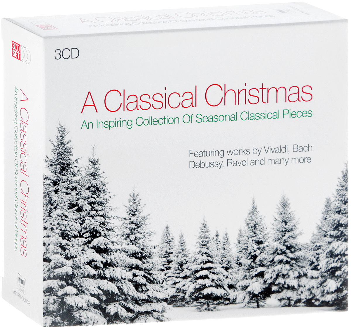 Zakazat.ru A Classical Christmas (3 CD)