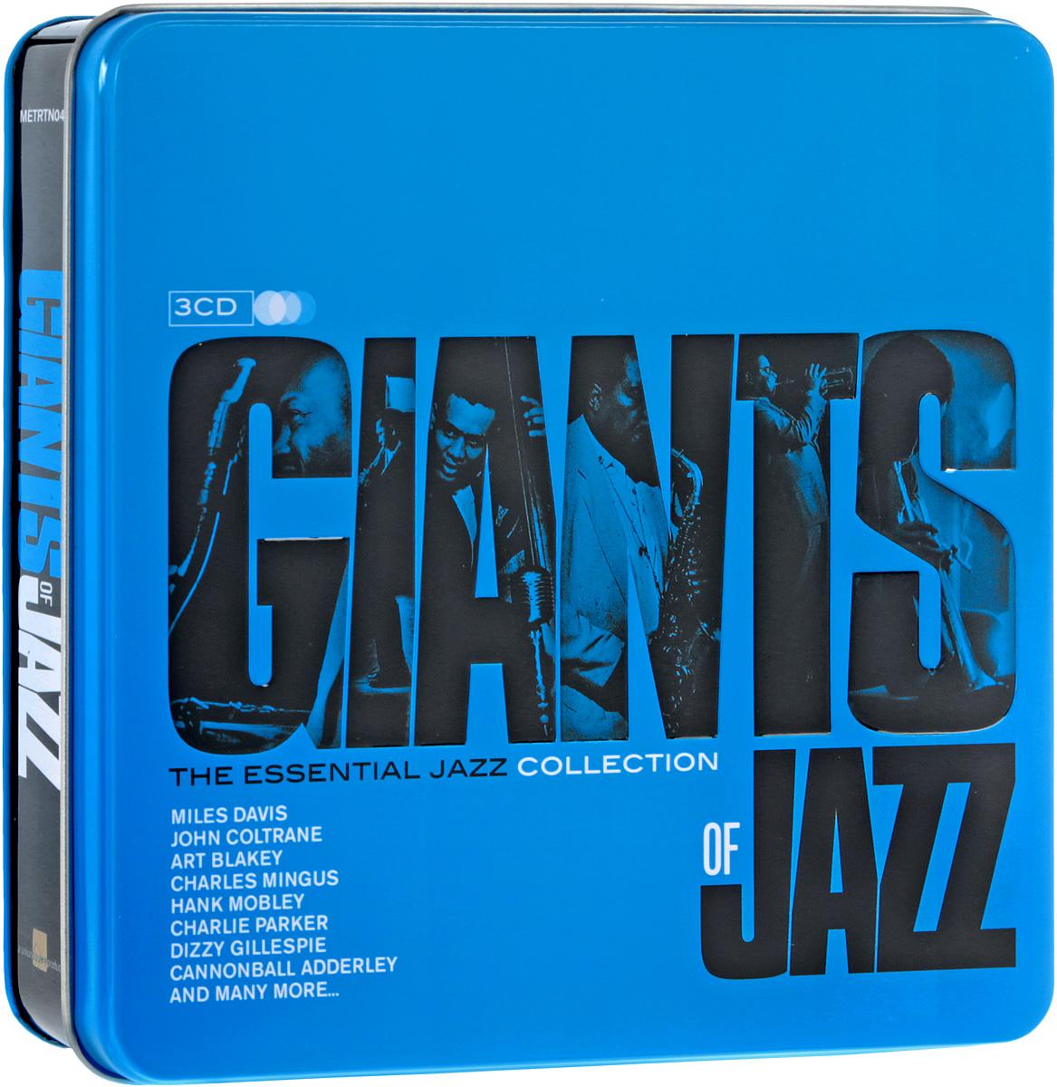 Giants Of Jazz (3 CD) душевой трап pestan square 3 150 мм 13000007