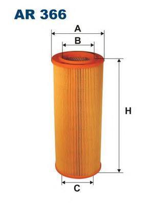 Фильтр воздушный Filtron AR366AR366