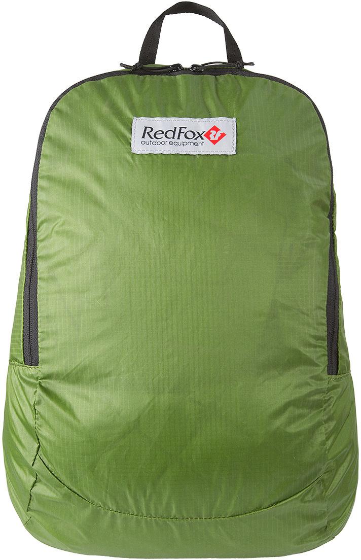 Рюкзак Red Fox Compact, цвет: зеленый, 17 л1046726Компактный рюкзак, упаковываемый в свой собственный внутренний карман. Возможность крепления модели к ремню брюк. назначение: треккинг, велоспорт материал: Nylon 40D SILICONE объем, л: 17 вес, г: 95