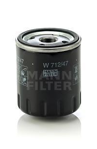 Фильтр масляный Mann-Filter W71247W71247