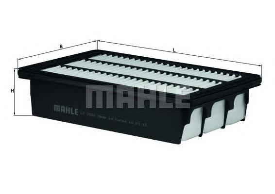 Фильтр воздушный Mahle/Knecht LX2832LX2832
