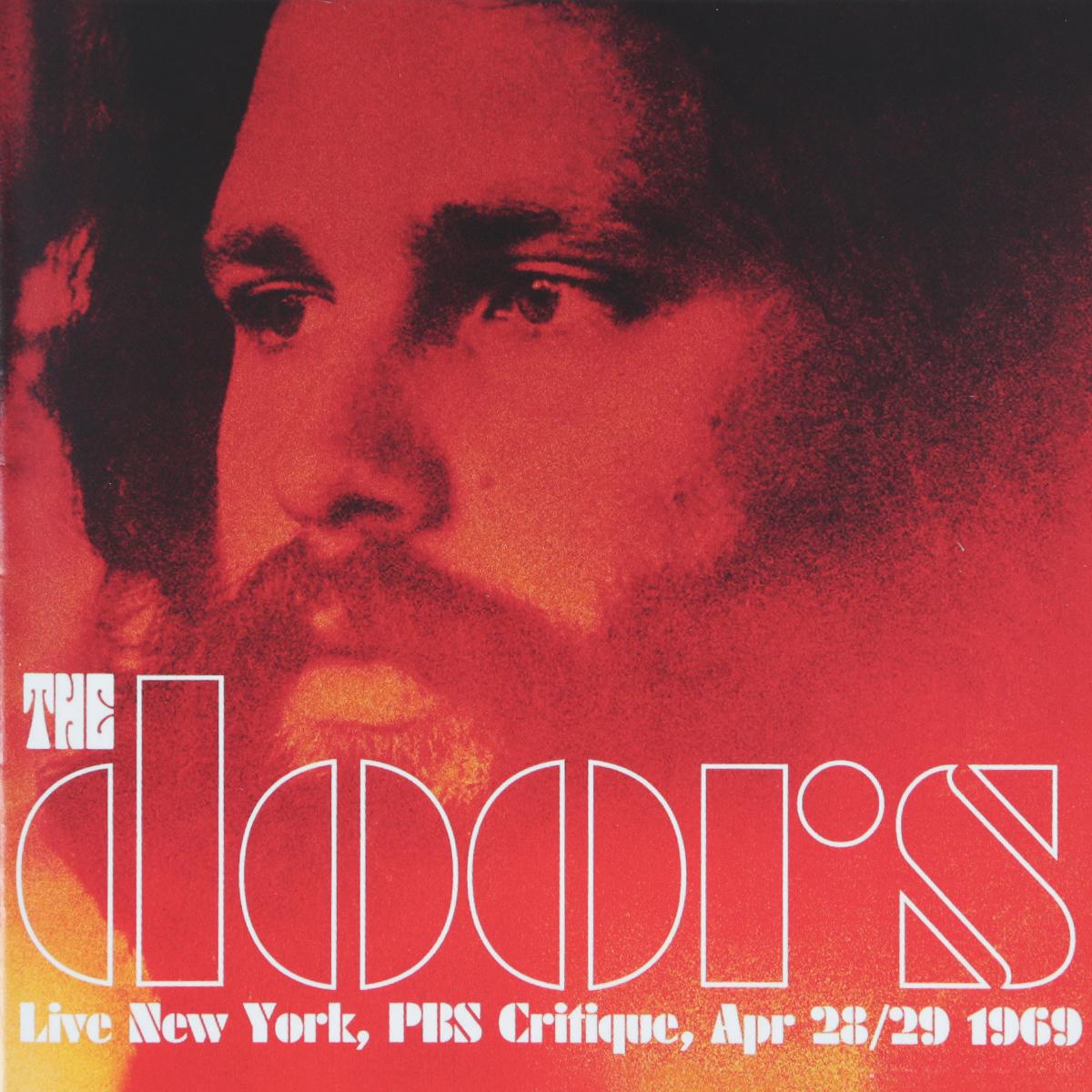 The Doors The Doors. Live New York, PBS Critique, Apr 28/29 1969