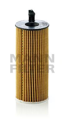 Масляный фильтроэлемент без металлических частей Mann-Filter HU6004XHU6004X