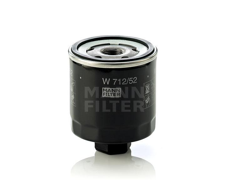 Масляный фильтр Mann-Filter W71252W71252