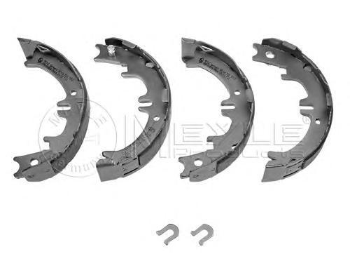 Колодки тормозные барабанные ручного тормоза Meyle 3014533001230145330012