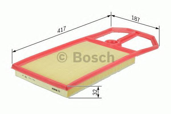 Фильтр воздушный Bosch 14574337161457433716