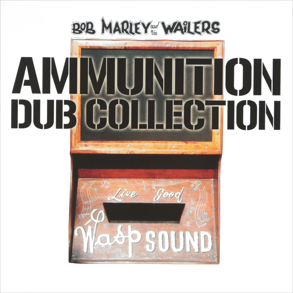 Боб Марли,The Wailers Bob Marley & The Wailers. Ammunition. Dub Collection bob marley bob marley the wailers rastaman vibration 180 gr