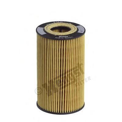 Фильтр масляный Hengst E14HD77E14HD77