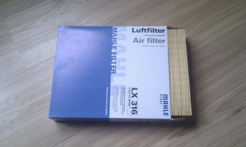 Фильтр воздушный Mahle/Knecht LX316LX316