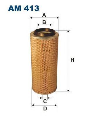 Фильтр воздушный Filtron AM413AM413