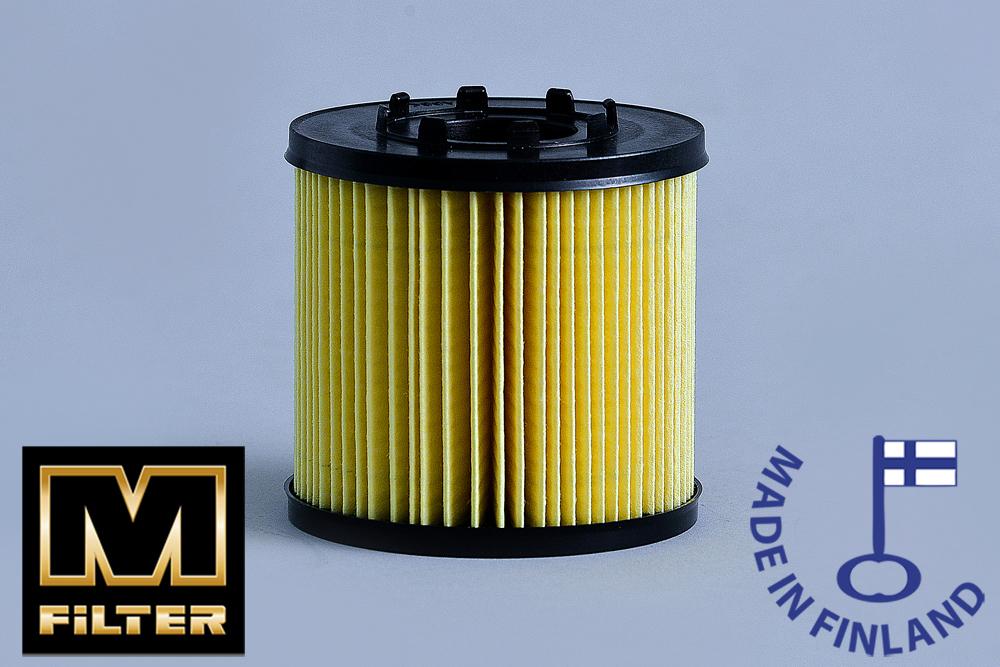 Фильтр масляный M-Filter MU1223MU1223