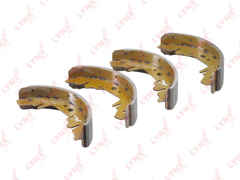 Колодки тормозные задние Lynx BS4401BS4401