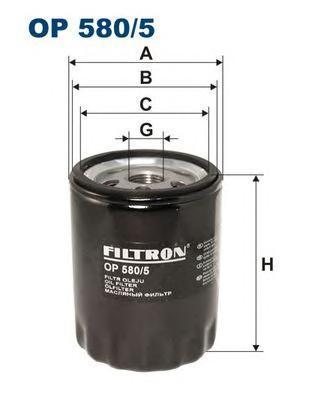 Фильтр масляный Filtron OP5805OP5805