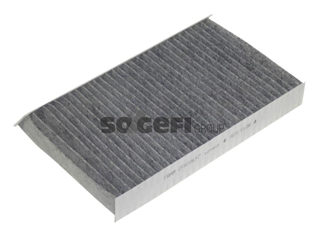 Фильтр салона угольный Fram. CFA10657CFA10657