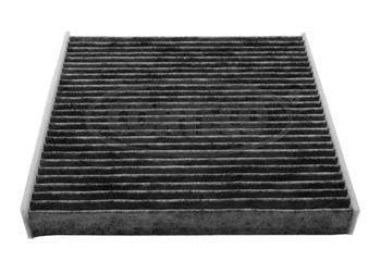 Фильтр салона угольный CORTECO 8000457380004573