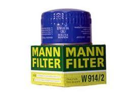 Фильтр масляный Mann-Filter. W9142W9142